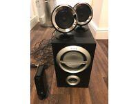 Sony SRS-0211 Speakers