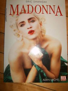 MADONNA  (en francais  119 pages)