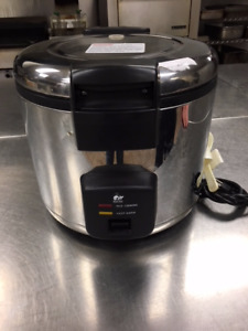 Whale 6000 commercial 33 cup rice cooker