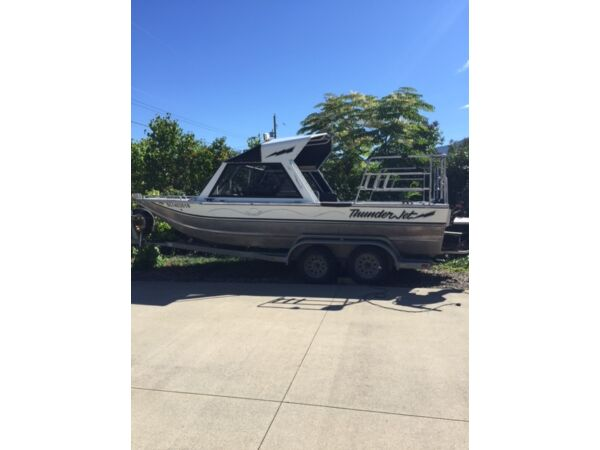Used 1996 Thunder Jet Boats Alexis Classic