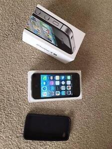 iphone 4S 16GB Black Lathlain Victoria Park Area Preview