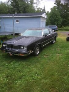 1983 OLDS CUTLASS CALAIS
