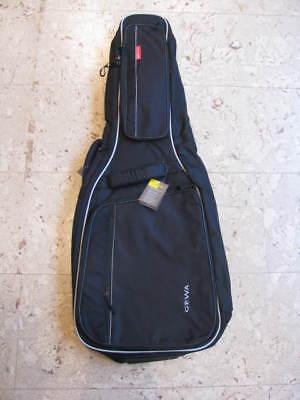 GEWA Gitarrentasche, 4/4 Größe, Premium 20, Klassikgitarre, schwarz