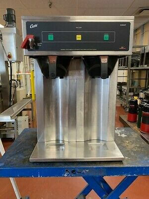 Wilbur Curtis Twin Airport Brewers D1000ap-12 Coffee Maker