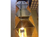 NEXT set of 3 Hexagonal Mirrors