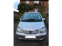 Mercedes A class 16L Advantgrade Now SOLD