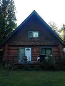 Still Available: Charming Log Home on the Skeena River