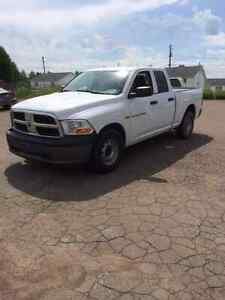 REDUCED 2011 Dodge Power Ram 1500 CREW CAB Pickup Truck
