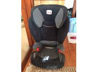 Britax Isofix Booster Seat