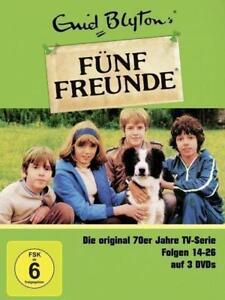Fünf Freunde - Box 2/Folgen 14-26  [3 DVDs] (2014)