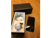 I-PHONE 5 16GB SIM FREE BLACK C/W CHARGER COLLECTION ONLY
