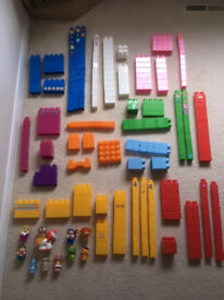 Baby Bricks for sale with box