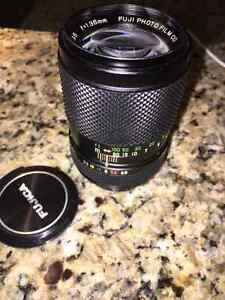 EBC Fujinon-T 135mm  f3.5 Telephoto Lens