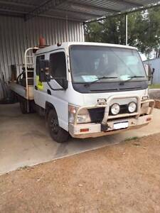 2008 Mitsubishi Canter Dual Cab Gidgegannup Swan Area Preview