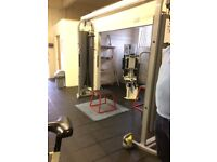 Cable Crossover Precor full commercial £575 Dual Cable machine