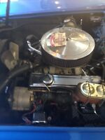 350 Small Block Chevy 365-380 HP Carb to Pan COMPLETE