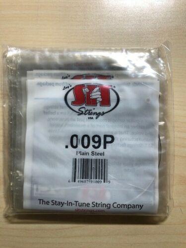 SIT 12-Pack of High E-strings: Gauge .009