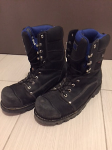 Dakota 577 8 inch work boots size 11.5