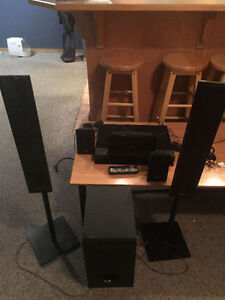 Sony Bravia HDMI 5.1-Channel Home Theater System.