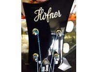 Hofner B Bass Guitar