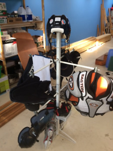 Hockey Equipment Drying Stand - Rack (3 available)