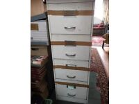 4 drawer and 3 drawer - selling together or make offer