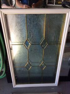 FREE WINDOW INSERT