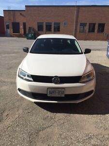 2012 Volkswagen Jetta Trendline Sedan SAFETIED&EMISSIONED