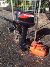 Tohatsu 9.8 Horsepower Outboard Motor Boambee Coffs Harbour City Preview