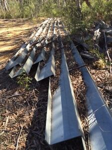 Steel universal beams 6 x  300UB32 x 12 metres hot dip galvanised Braidwood Palerang Area Preview