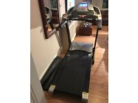 pro rider deluxe treadmill