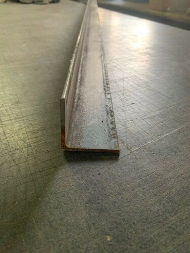 "1/8"" Thick Steel Angle Iron x 2"" x 2"" - 48"" Long"