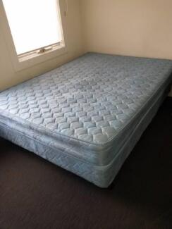 Bed and Sofa for only 80.00 West Footscray Maribyrnong Area Preview