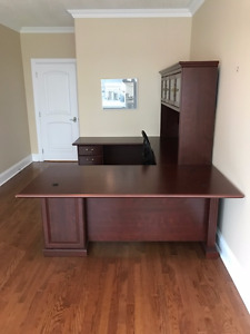 4 Piece Desk -  Perfect for Students or an Office - Save $3000