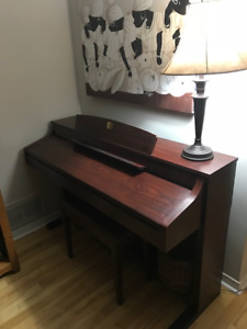 Piano electronique Yamaha Clavinova
