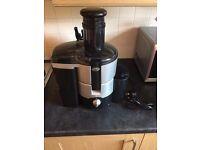 JML Juice Booster 103480 (Large Juicer for Fruit and Vegetables) - Juicer