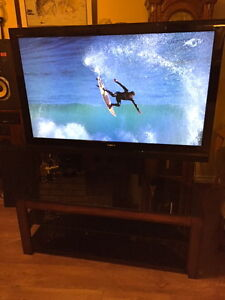 "52"" Sony Bravia LCD With Stand"