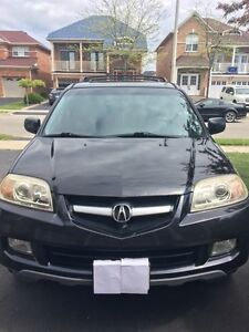 2005 Acura MDX Premium Tech package SUV, Crossover
