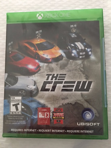 """The Crew"" brand new game"