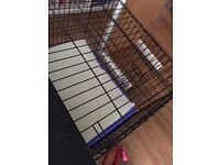 Small to medium Dog Crate