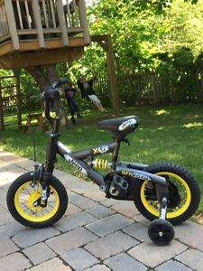 "Jeep 12"" Boys Bike"