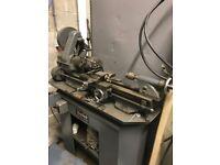 Myford ML7 Metal cutting lathe 3 phase