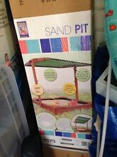 Outdoor Sand Pit with Canopy Pagewood Botany Bay Area Preview