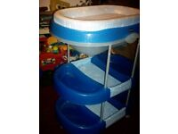 Brevi Baby Changing unit with Baby Bath