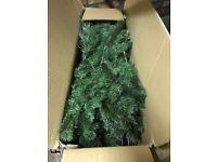 Indoor Salzburg 7ft 6in Christmas tree