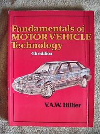 Fundamentals of motor vehicle technology (Reduced Price)