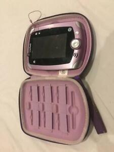 Leapfrog Leap pad2 and case - purple