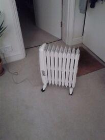 Electric heater, DC Dimplex OFRC20, 1.8-2kW