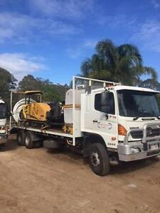 Directional drill, NBN, Telstra, Optus, Vacuum excavator, Kingston Logan Area Preview