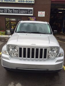2012 JEEP LIBERTY SPORT TRAIL RATED ONLY 84K HARD TO FIND London Ontario image 4